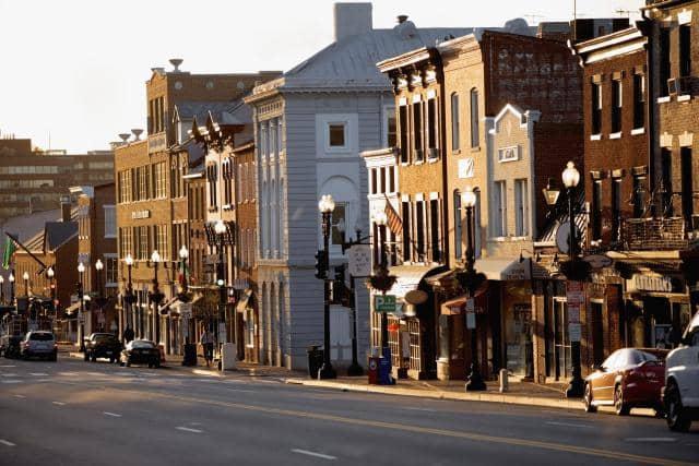 Georgetown em Washington