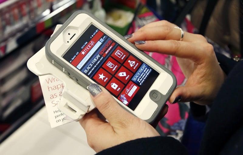 Usar o celular em Washington